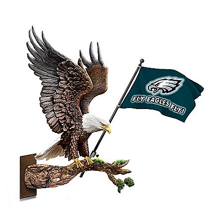 Philadelphia Eagles Sculpture