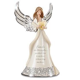 Friends Are Like Angels Figurine