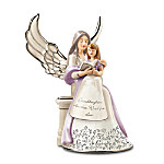 Granddaughter Another Word For Love Musical Angel Figurine: Granddaughter Gift