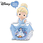 Precious Moments Forever Cinderella Collectible Figurine: Disney Cinderella Collectible