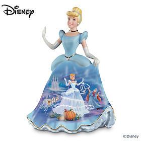 Disney Cinderella Porcelain Bell