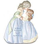 Precious Moments My Dearest Granddaughter Musical Figurine