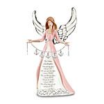 Darling Granddaughter, I Wish You Angel Figurine Gift