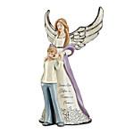 Forever My Son Heirloom Porcelain Musical Figurine