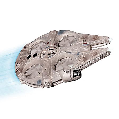 The Millennium Falcon Drone