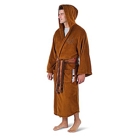 STAR WARS Jedi Knight Hooded Fleece Robe