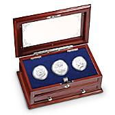 Three Centuries Of U.S. Silver Dollar Coins