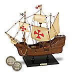 Christopher Columbus Commemorative Coin Set
