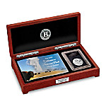 Coins: The Yellowstone National Park Commemorative Silver Dollar Coin
