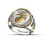 Men's Ring - The USMC Commemorative Proof Ring