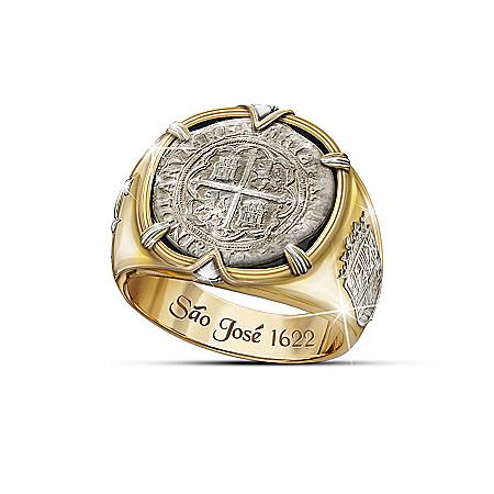 Sao Jose Men's Ring