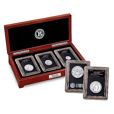 Coins: The First Ever Denver Mint Silver Coins Set