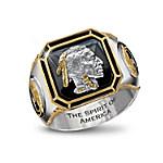 Men's Ring - The Spirit Of America Ring