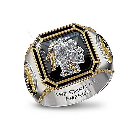 Men's Ring: The Spirit Of America Ring