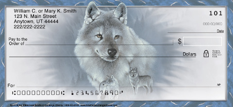 Spirit of the Wilderness Personal Checks