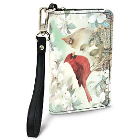 Lena Liu's Morning Serenade Small Wristlet Purse