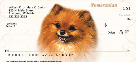 Pomeranian Dog Checks
