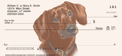 Dachshund Dog Checks