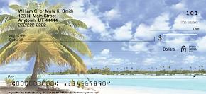 Tropical Paradise Personal Checks