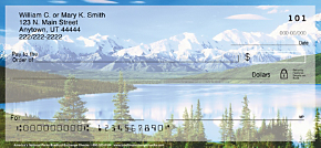 America's National Parks Personal Checks