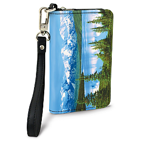 America's National Parks Small Wrist Wallet