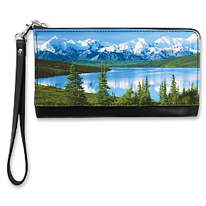 America's National Parks Large Wristlet Purse