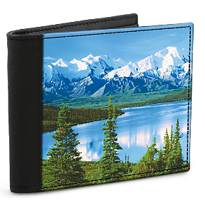 America's National Parks Men's Wallet with RFID