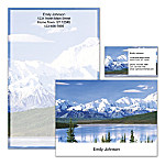 America's National Parks Personalized Stationery