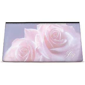 Rose Petal Blessings Cosmetic Bag