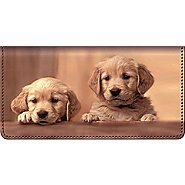 Bradford Exchange Checks Puppy Pals Checkbook Cover at Sears.com
