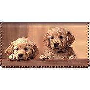 Bradford Exchange Checks Puppy Pals Checkbook Cover at Sears.com