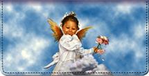 Heaven's Little Blessings Checkbook Cover