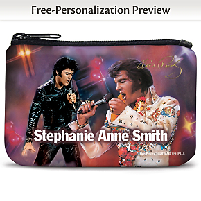 Remembering Elvis(R) Coin Purse