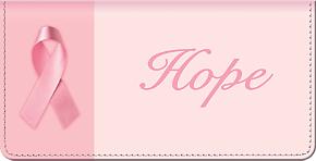 Hope Springs Eternal Checkbook Cover