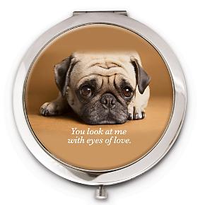 Faithful Friends - Pug Compact