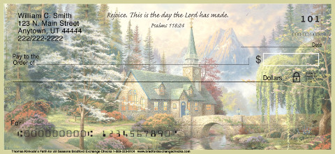 Thomas Kinkade's Faith for all Seasons