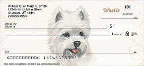 Westie Personal Checks