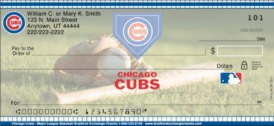 Chicago Cubs(TM) MLB(R) Personal Checks