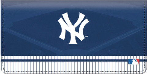 New York Yankees(TM) MLB(R) Checkbook Cover