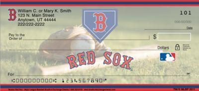 Boston Red Sox(TM) MLB(R) Personal Checks
