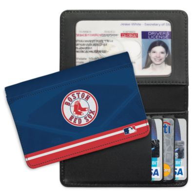 Boston Red Sox(TM) MLB(R) Small Card Wallet