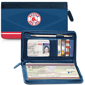 Boston Red Sox(TM) MLB(R) Wallet