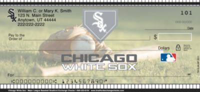 Chicago White Sox(TM) MLB(R) Personal Checks