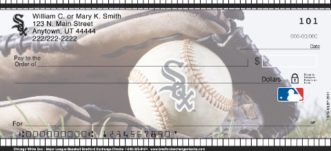 Chicago White Sox - Personal Checks