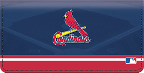 St Louis Cardinals(TM) MLB(R) Checkbook Cover