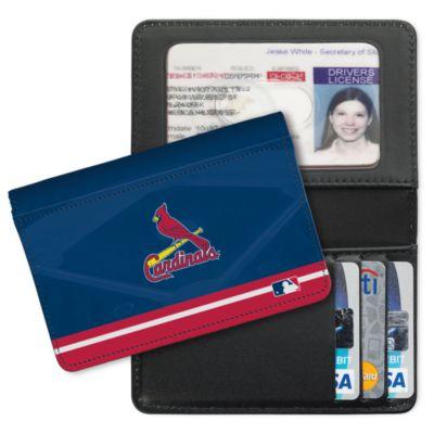 St Louis Cardinals(TM) MLB(R) Small Card Wallet