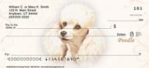 Poodle Personal Checks