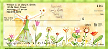 Garden Graces Personal Checks