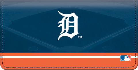 Detroit Tigers(TM) MLB(R) Checkbook Cover