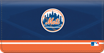 New York Mets - Checkbook Cover